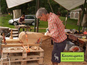 Ein kreativer tag bei mario mannhaupt in Luckenwalde