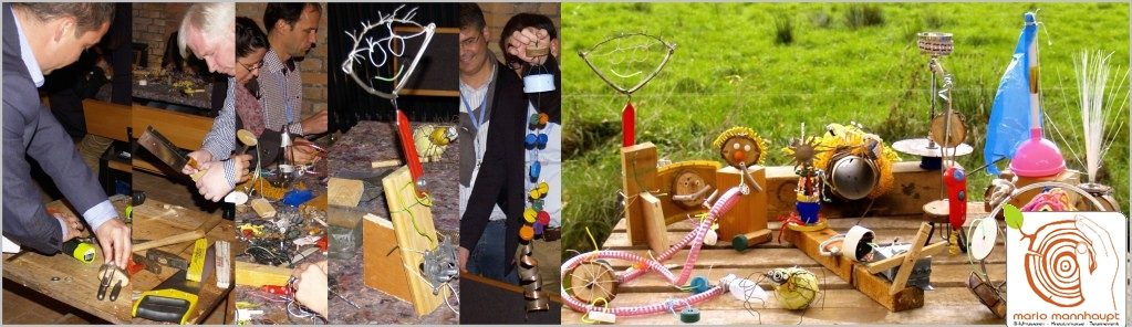 Kreative Feste, Feiern und Events