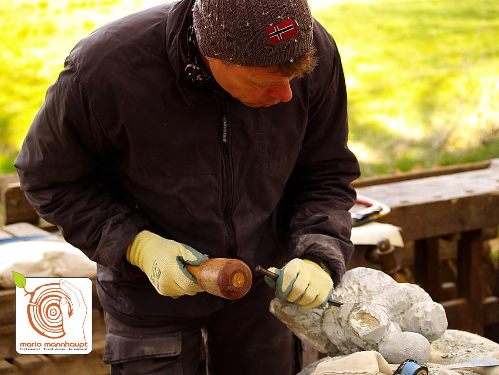 Bildhauerkurse als Erlebnisgeschenk