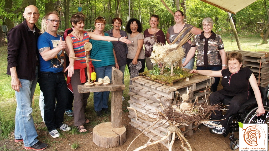 39 Ein kreativer Event - Teambuilding auf dem Kreativplatz Luckenwalde