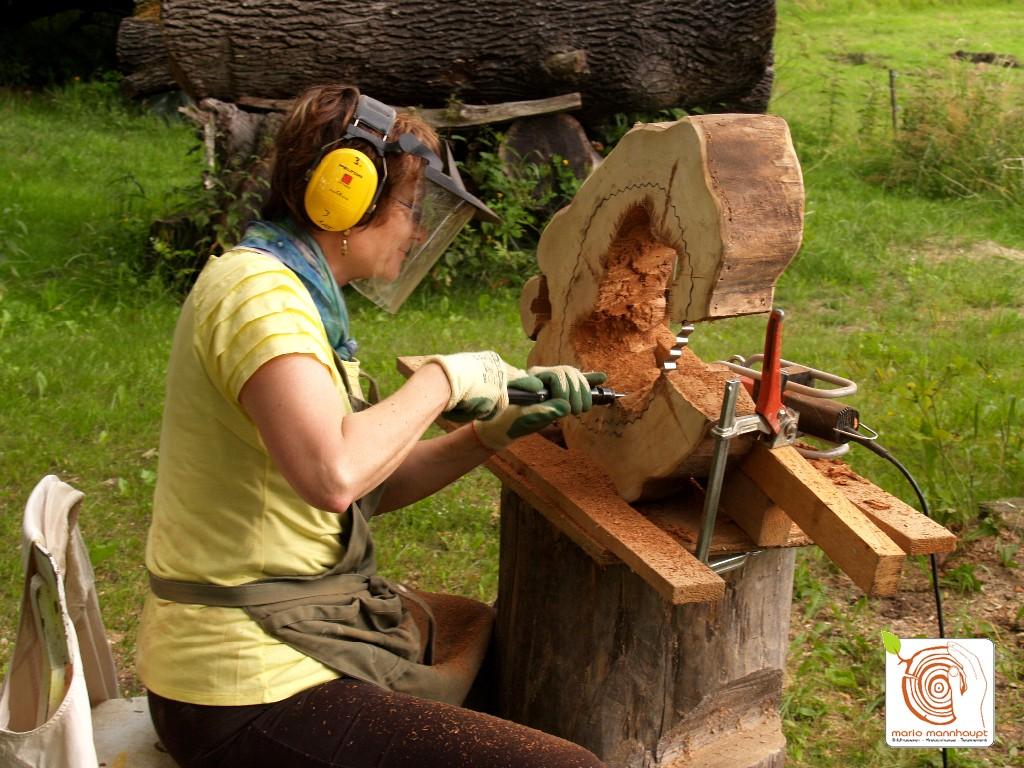 Photo Professionelle Maschinen Zur Holzbearbeitung Stehen In Den  Kreativkursen Bereit! Good Looking