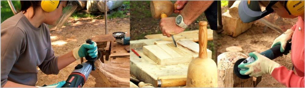 Holz Bildhauerkurse K1