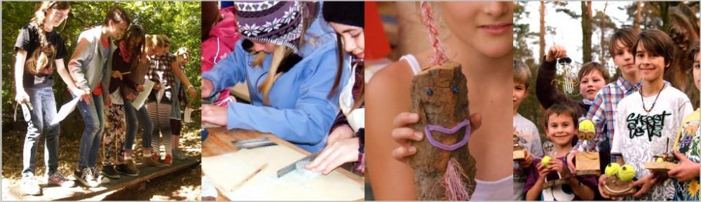 Kreative Kurse für Kinder