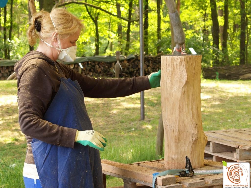 Photo 1 Kreatives Arbeiten Mit Holz   Antje Auf Dem Kreativplatz  LuckenwaldeDrei Tolle Keativtage Mit Holz
