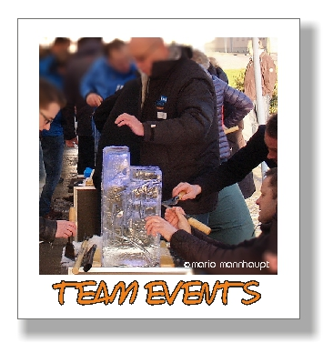 Kunst und kreative Teamevents