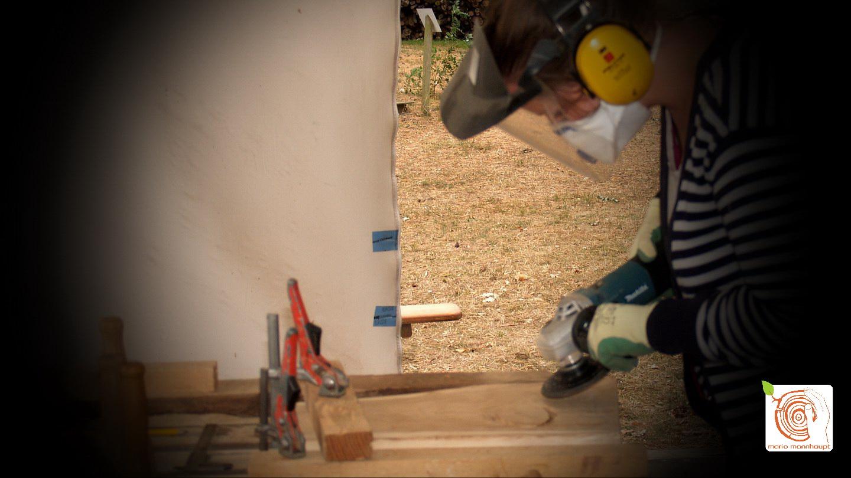 Kreativkurs mit Holz in Luckenwalde