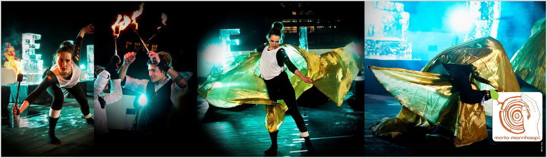 Feuer tanz Show by Mario Mannhaupt