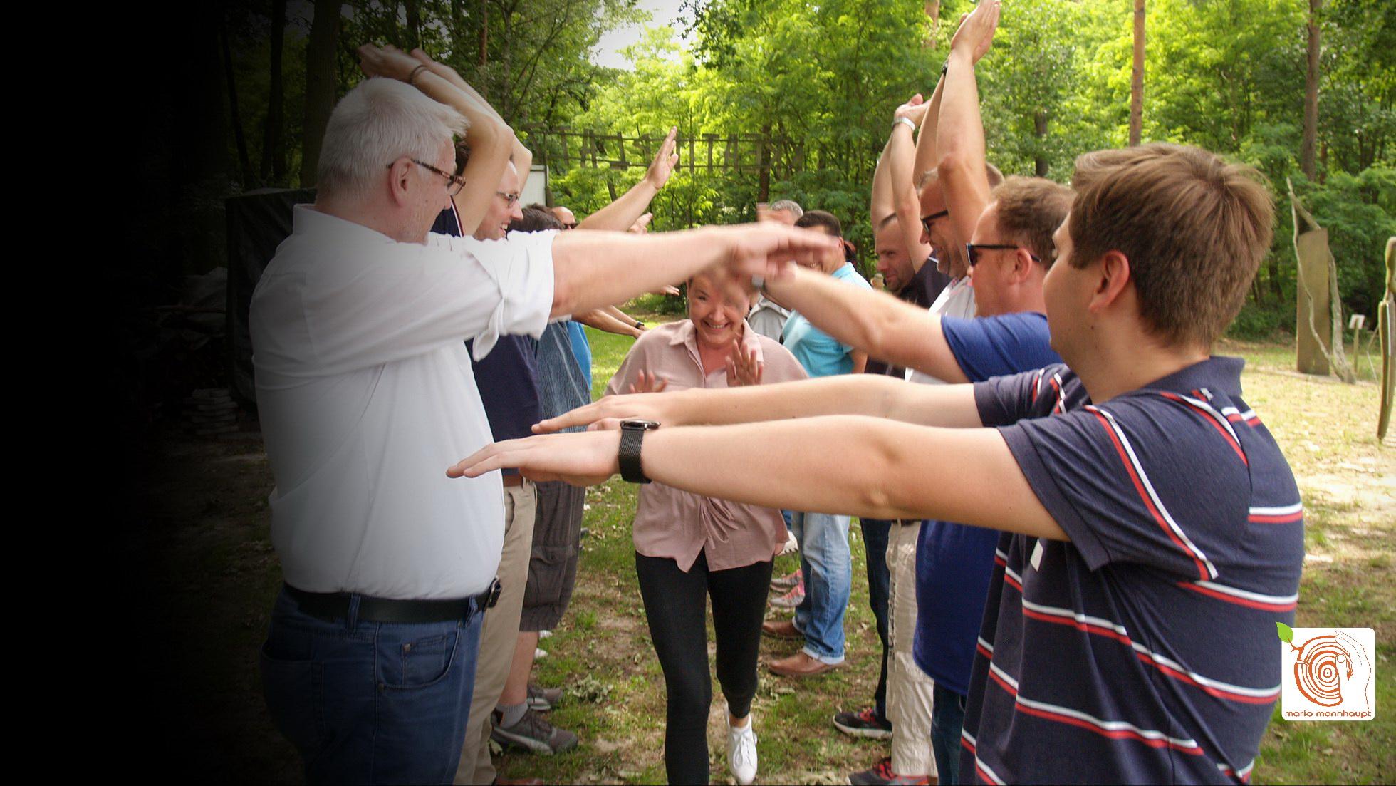 Team-Nachmittag - rosenbauer